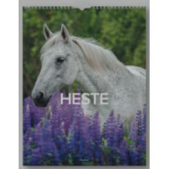 VÆGKALENDER HESTE 21066310