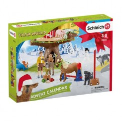 SCHLEICH FARM ADVENT98063