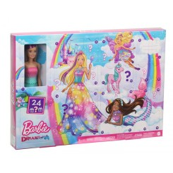 BARBIE ADVENT DREAMTOPIA 2020