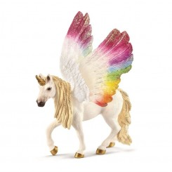 WINGED RAINBOW UNICORN 70576