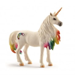 RAINBOW UNICORN HOPPE 70524
