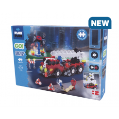 PLUS PLUS FIRE AND RESCUE 7009