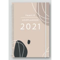 A5 UGEPLANNER FAMILIE 21226300