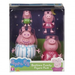PEPPA PIG BEDTIME FAMILY PACK