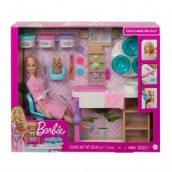 BARBIE FACE MASK PLAYSET