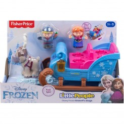 FISHER PRICE LP FROZEN...