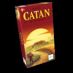 CATAN 5-6 SPILLERE