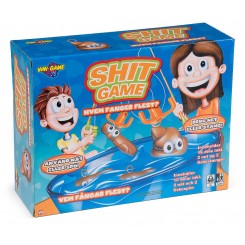 SHIT GAME M. 2 STÆNGER &...