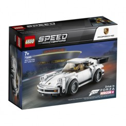 75895 PORSCHE 911  TURBO 3.0