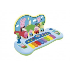 GURLI GRIS PIANO M/ MICROFON