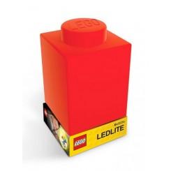 LEGO SILIKONEFORM MED LYS