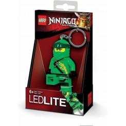 LEGO NØGLERING MED LED LYS
