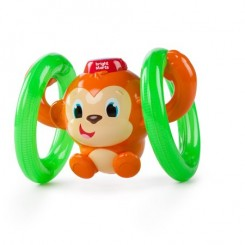 ROLL AND GLOW MONKEY 6M+