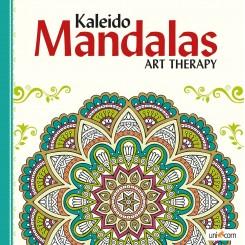 MANDALAS KALEIDO HVID