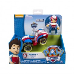 PAW PATROL RYDERS RESCUE SUV