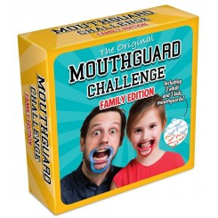 MOUTHGUARD CHALLENGE FAMILY...