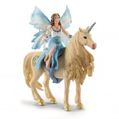 SCHLEICH EYELA RIDING ON...