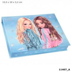 BOX MED SKRIVEARTIKLER 11407