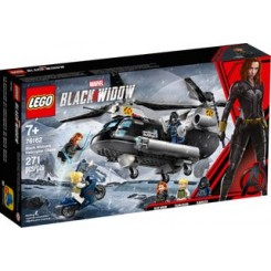 76162 LEGO BLACK WIDOW