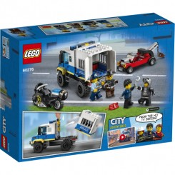 60276 POLITIETS FANGETRANSPORT