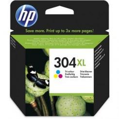 HP 304XL FARVE ORIGINAL