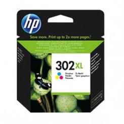 HP 302XL FARVER ORIGINAL