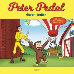 PETER PEDAL FLYVER I BALLON