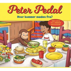 PETER PEDAL HVOR KOMMER...
