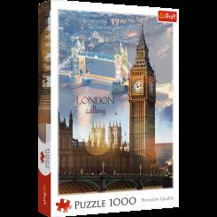 1000 BRIK LONDON  TREFL