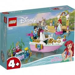 43191 ARIELS FESTBÅD LEGO...