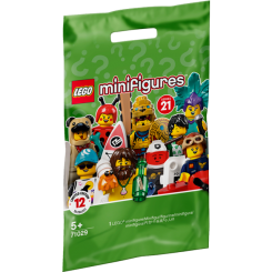 71029 MINIFIGUER SERIE 21