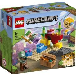 21164 KORALREVET LEGO...