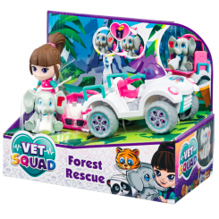 VET SQUAD FOREST RESCUE