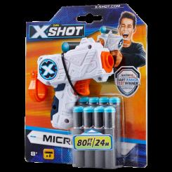 X - SHOT MICRO FAST VANDPISTOL