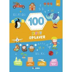 100 SJOVE OPGAVER 6+