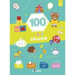 100 SJOVE OPGAVER 4+