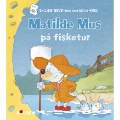 MATHILDE MUS PÅ FISKETUR