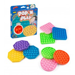 POP N PLAY SILICONE ASS 23453