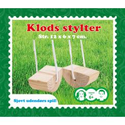 KLODS-STYLTER I TRÆ