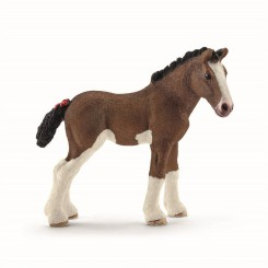 CLYDESDALE HORSE FOAL 13810