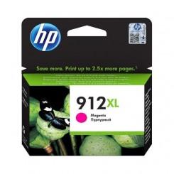HP 912 XL RØD ORIGINAL