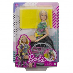 BARBIE WHEELCHAIR WITH...