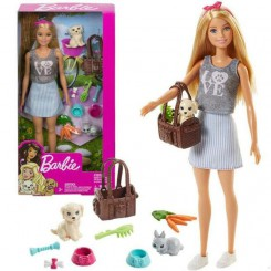 BARBIE PETS AND ACCESORIES