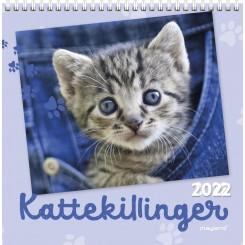 VÆGKALENDER KATTE 22066400
