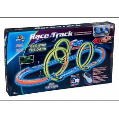 41750 RACE TRACK SÆT INKL BIL