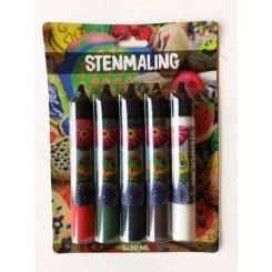 STENMALING 5X30 ML