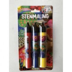 STENMALING 3X30 ML