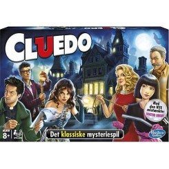 CLUEDO CLASSIC MYSTERY GAME