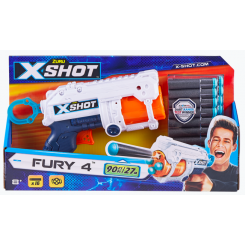 X-SHOT EXCEL-FURY 4