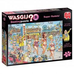 WASGIJ DESTINY 9 SUPER MODELS